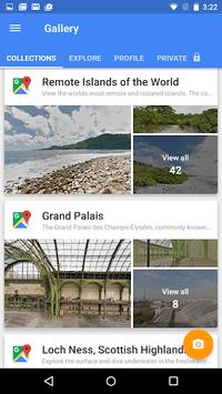 Google Street View APK screenshot 1