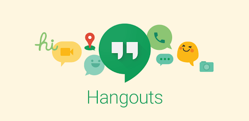 Hangouts pc screenshot