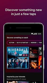Google Play Movies & TV APK screenshot 1