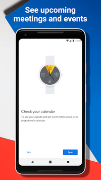 Wear OS by Google Smartwatch (was Android Wear) APK screenshot 1