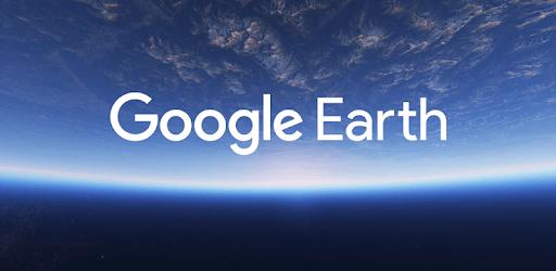 Google Earth pc screenshot