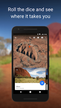 Google Earth APK screenshot 1