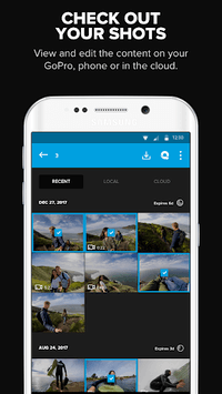 GoPro APK screenshot 1