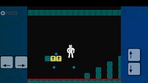 Syobon Action Halloween APK screenshot 1