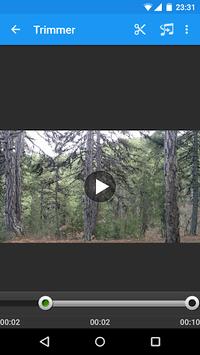 VidTrim - Video Editor APK screenshot 1