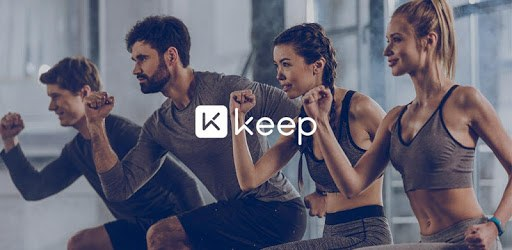 Keep Trainer - Workout Trainer & Fitness Coach pc screenshot