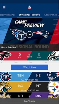 NFL APK screenshot 1