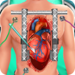 Open Heart Surgery Doctor Game icon