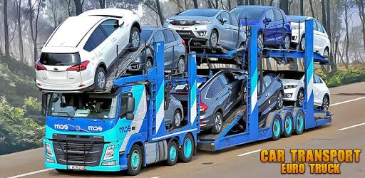 Car Transport Euro Truck pc screenshot