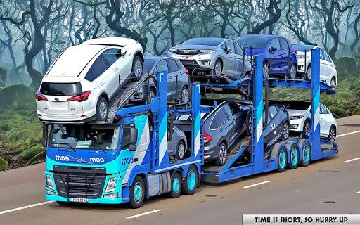 Car Transport Euro Truck APK screenshot 1