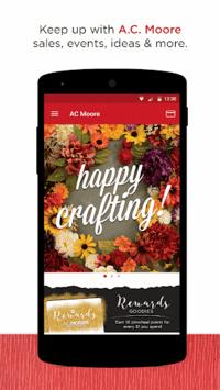 A.C. Moore Crafts APK screenshot 1
