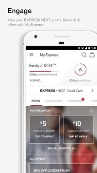 EXPRESS APK screenshot 1