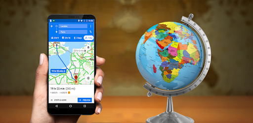 Maps GPS Navigation Route Directions Location Live pc screenshot