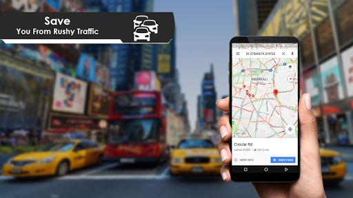 Maps GPS Navigation Route Directions Location Live APK screenshot 1