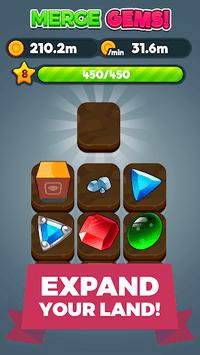 Merge Gems! APK screenshot 1