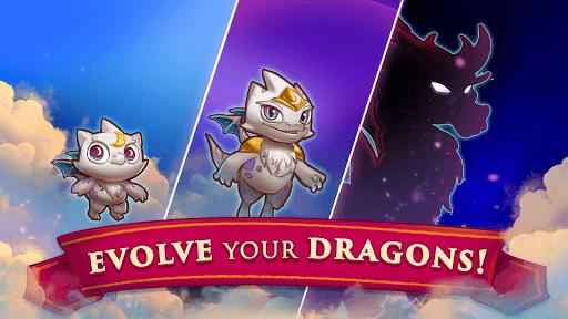 Merge Dragons! APK screenshot 1