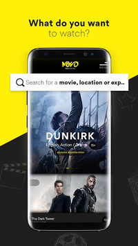 Novo Cinemas APK screenshot 1
