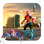 Spider Robot War Machine 18 - Transformation Games icon