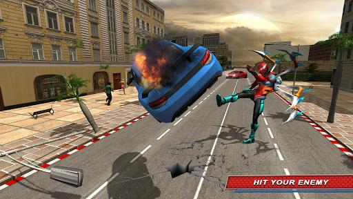 Spider Robot War Machine 18 - Transformation Games APK screenshot 1