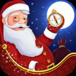 Santa Video Call Free - North Pole Command Center™ icon