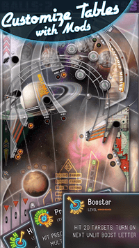 Pinball Deluxe: Reloaded APK screenshot 1