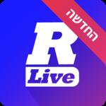 Radio Player app - Israel radio FM - RLive icon