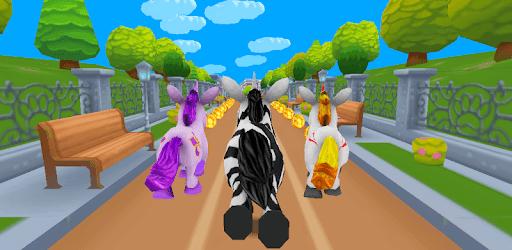 Unicorn Runner 3D - Horse Run pc screenshot