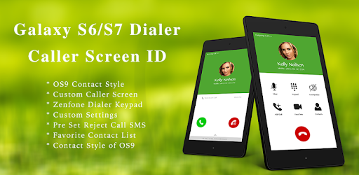 Caller Screen Galaxy S8/S9 Id pc screenshot