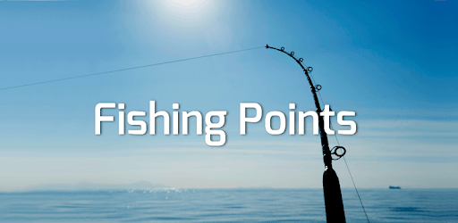 Fishing Points: GPS, Tides & Fishing Forecast pc screenshot
