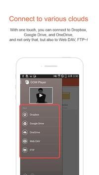 GOM Player APK screenshot 1