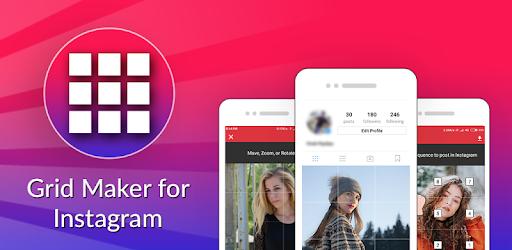 Grid Photo Maker for Instagram pc screenshot