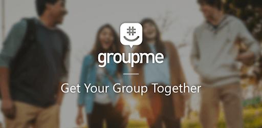 GroupMe pc screenshot