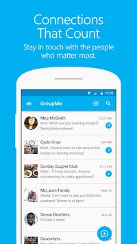 GroupMe APK screenshot 1