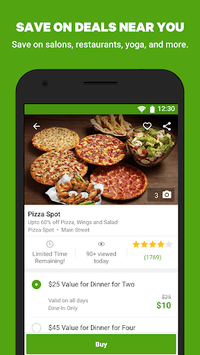 Groupon - Shop Deals, Discounts & Coupons APK screenshot 1
