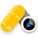 AR Ruler App – Tape Measure & Camera To Plan icon