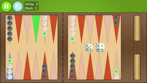 Backgammon Ultimate pc screenshot 1