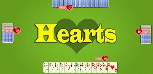 Hearts Mobile pc screenshot