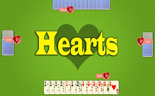 Hearts Mobile APK screenshot 1