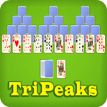 TriPeaks Solitaire Mobile APK icon