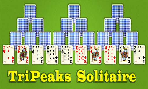 TriPeaks Solitaire Mobile APK screenshot 1