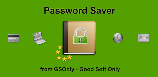 Password Saver - simple and secure pc screenshot
