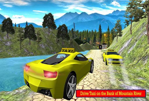 Crazy View Mountain Taxi APK screenshot 1