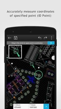 DWG FastView-CAD Viewer & Editor APK screenshot 1