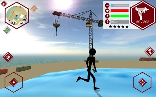 Stickman Gangster APK screenshot 1