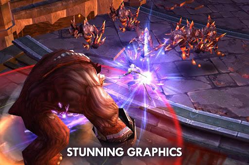 Legacy of Discord-FuriousWings APK screenshot 1