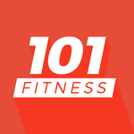 101 Fitness - Personal coach and fit plan at home icon