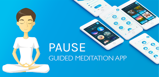 Pause - Guided Meditation and sleep story App pc screenshot