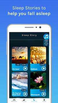 Pause - Guided Meditation and sleep story App APK screenshot 1