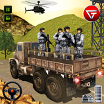 US Army Truck Driving 2018: Real Military Truck 3D icon