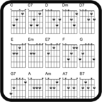 Basic Guitar Chord icon